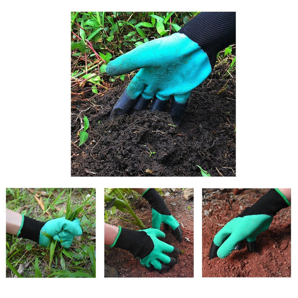 Breathable Garden Genie Working Gloves