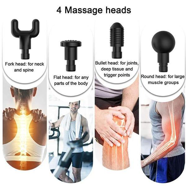 4 in 1 Pain Relief Massager