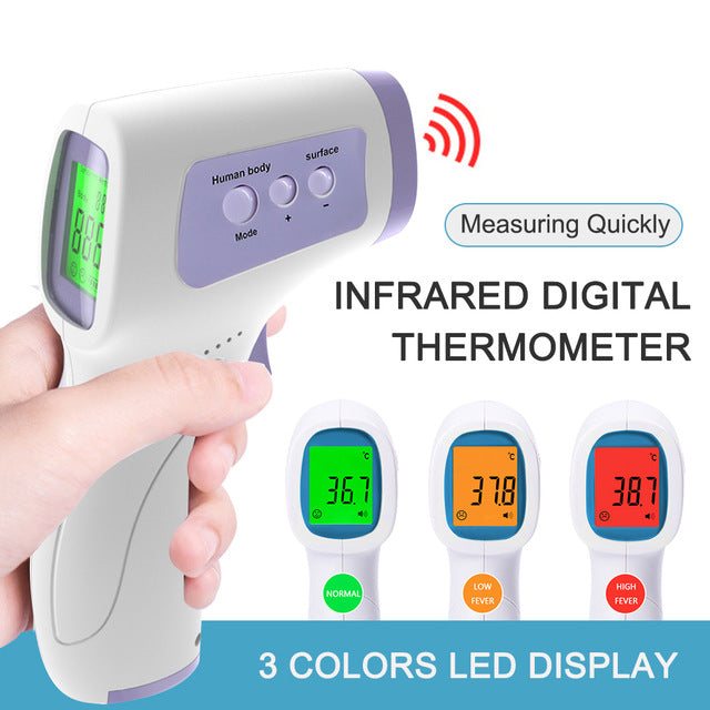 Infrared Electronic Measurement Digital Temperature Meter