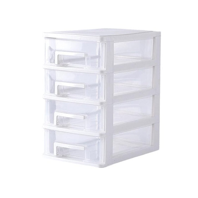 Transparent Holder Home Office Storage Box