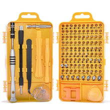 Charger l'image dans la galerie, Jewii 110 in1 Screwdriver Set Multi-function Precision Screwdriver Bits Torx PC Mobile Phone Device Repair Hand Tools
