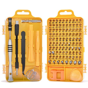 Jewii 110 in1 Screwdriver Set Multi-function Precision Screwdriver Bits Torx PC Mobile Phone Device Repair Hand Tools