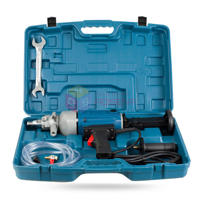 NEW 220V Hand-held Electric Drill 160mm Diamond Drill With Water Source 1800W Concrete Wall Drill Hole Machine