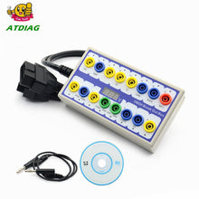 Charger l'image dans la galerie, Newly Auto Car OBD 2 Break Out Box OBD2 Breakout Box OBD OBDII Protocol Detector Diagnostic Connector Detector