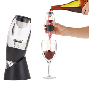 Kitchen Wine Aerator Decanter Set Family Party Hotel Fast Aeration