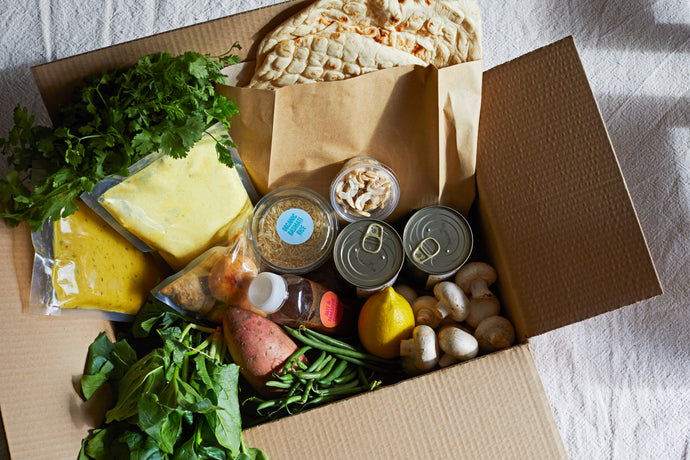The Korma Box - generously feeds up to 6 people