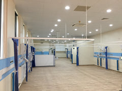 Circadian Lighting install - Health & Wellbeing benefits for dementia sufferers at St Mary's Hospital