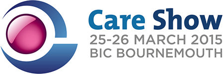 halcyonPRO circadian lighting system exhibiting at the Care Show Bournemouth