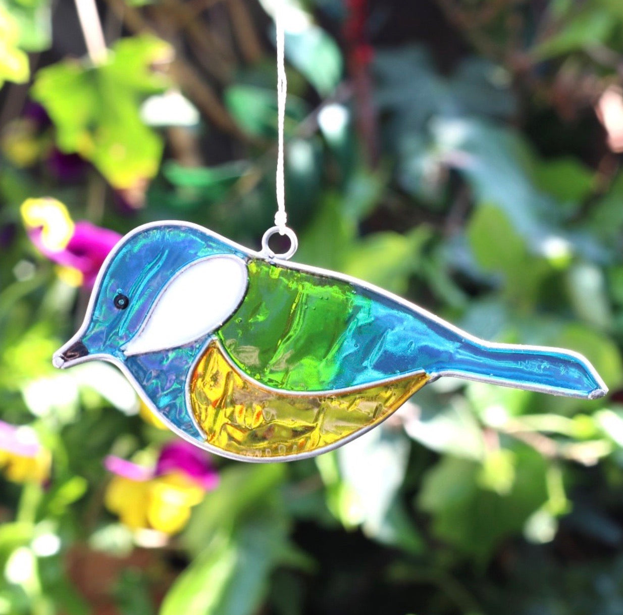 Bird suncatcher complete collection