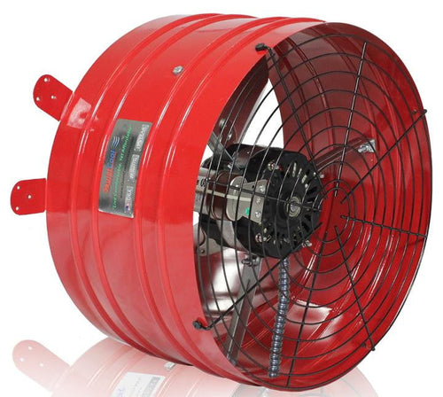Attic Gable Fan QuietCool AFG PRO-3.0 3013 CFM