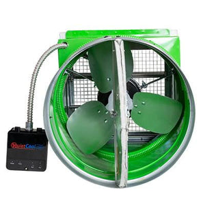 Garage Exhaust Fan QuietCool GA ES-1500