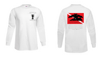 Bug Face Dive Flag Long Sleeve