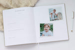 Baby Book - Gray