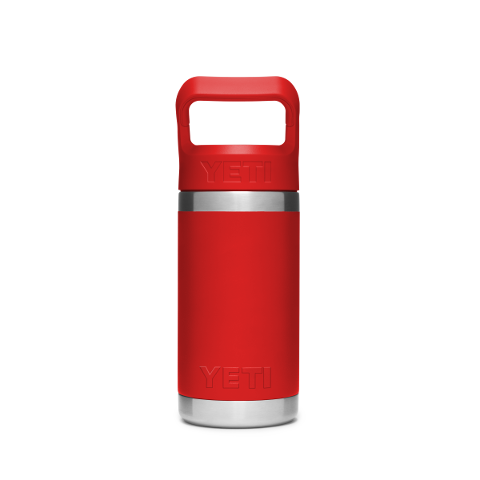 YETI Rambler Jr. 12 oz Bottle - Canyon Red