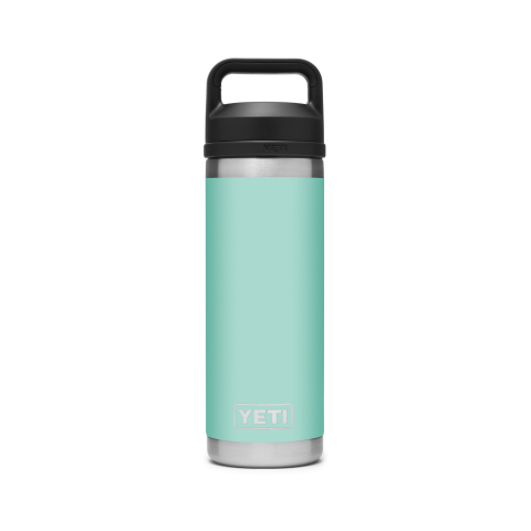 YETI Rambler 18oz Bottle Chug Seafoam