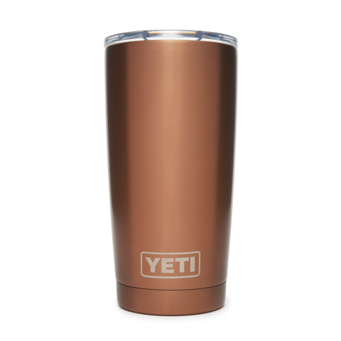 YETI Rambler 20 oz Tumbler Copper