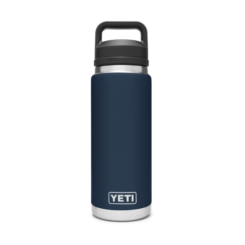 YETI Rambler 26oz Bottle Chug Navy