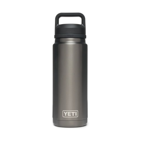 YETI Rambler 26 oz Bottle Chug Graphite