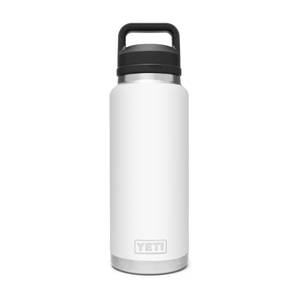 YETI Rambler 36oz Bottle Chug White