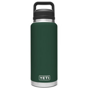 YETI Rambler 36oz Bottle Northwoods Green