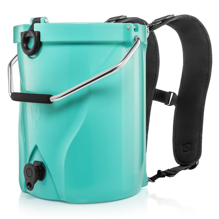 BackTap Rotomolded 3-gallon Backpack Cooler