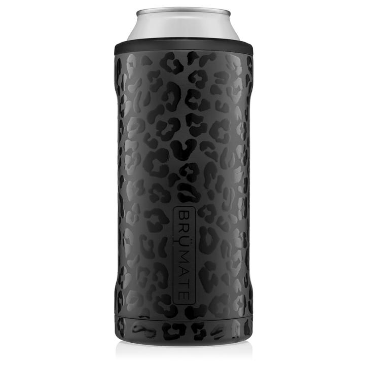 Hopsulator Juggernaut Insulated 24/25oz Can-Cooler  Onyx Leopard