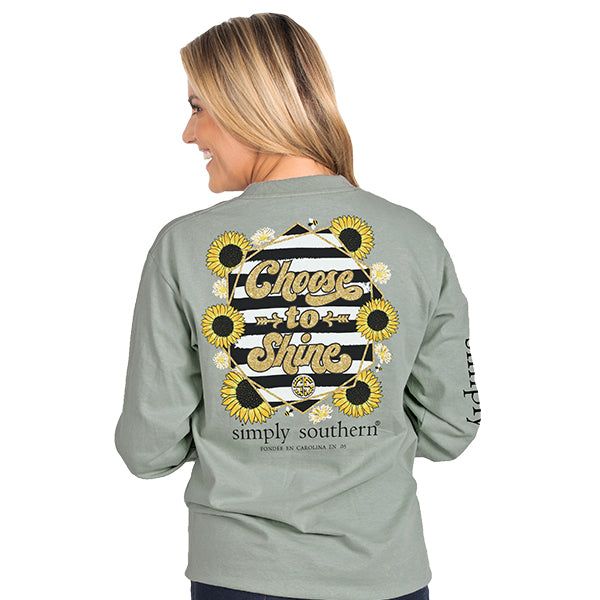 Shine - Hazel - Long Sleeve