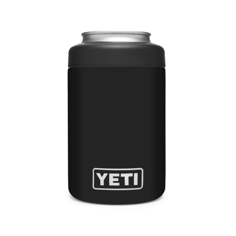 YETI Rambler Colster Can Insulator Black
