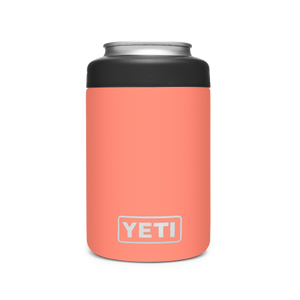 YETI Rambler Colster Can Insulator Coral