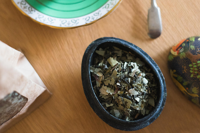 Native Botanical & Green Tea Tisane (50g)