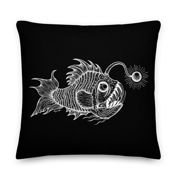 Angler Flsih Pillow