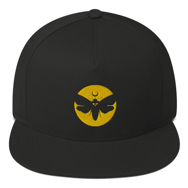 Ava Luna (yellow) Snap Back Hat
