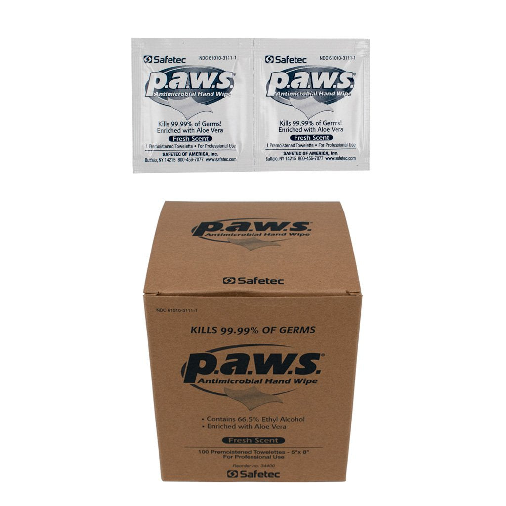 Hand Wipes (100 pack)