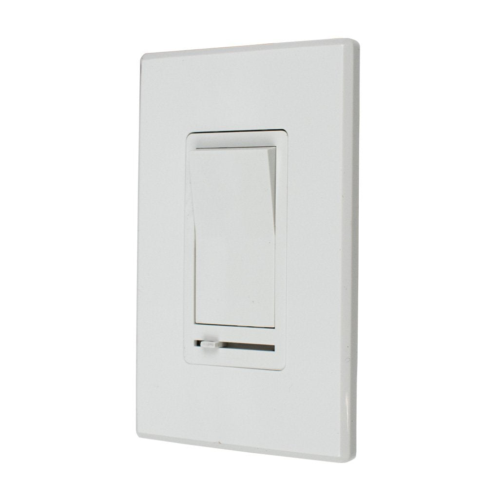 CLEANLIFE® LED Dimmer-Triac Dimmable, w/ Wallplate
