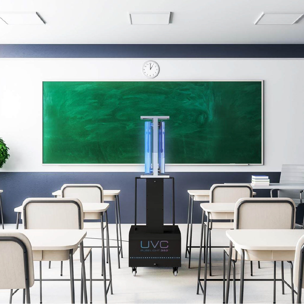 UVC PureLight 360™️ Smart Sanitizer