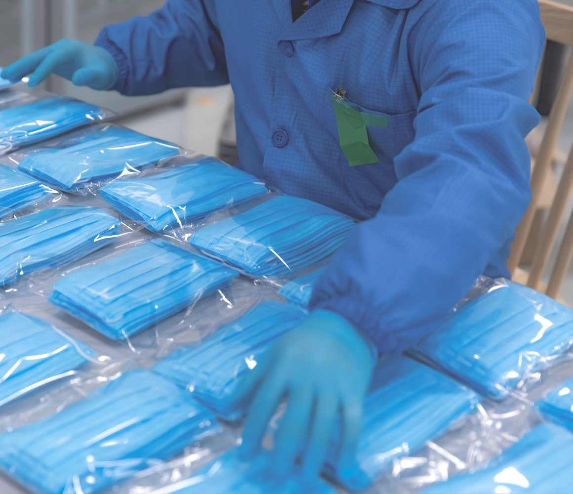 CLEANLIFE PPE Kits