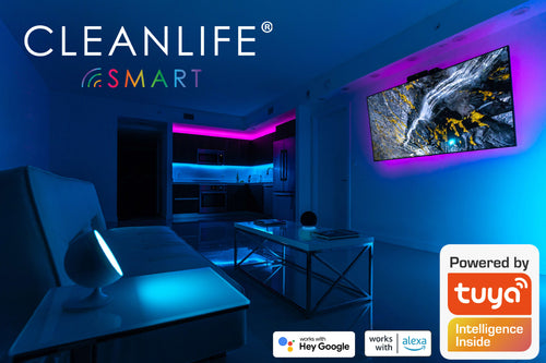 CLEANLIFE Smart Powered by Tuya
