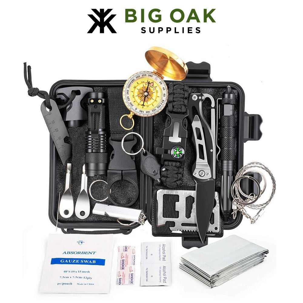 18-in-1 Multifunctional Camping Kit