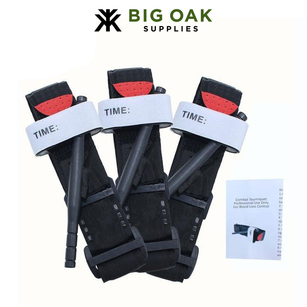 Quick-Buckle First Aid Kit