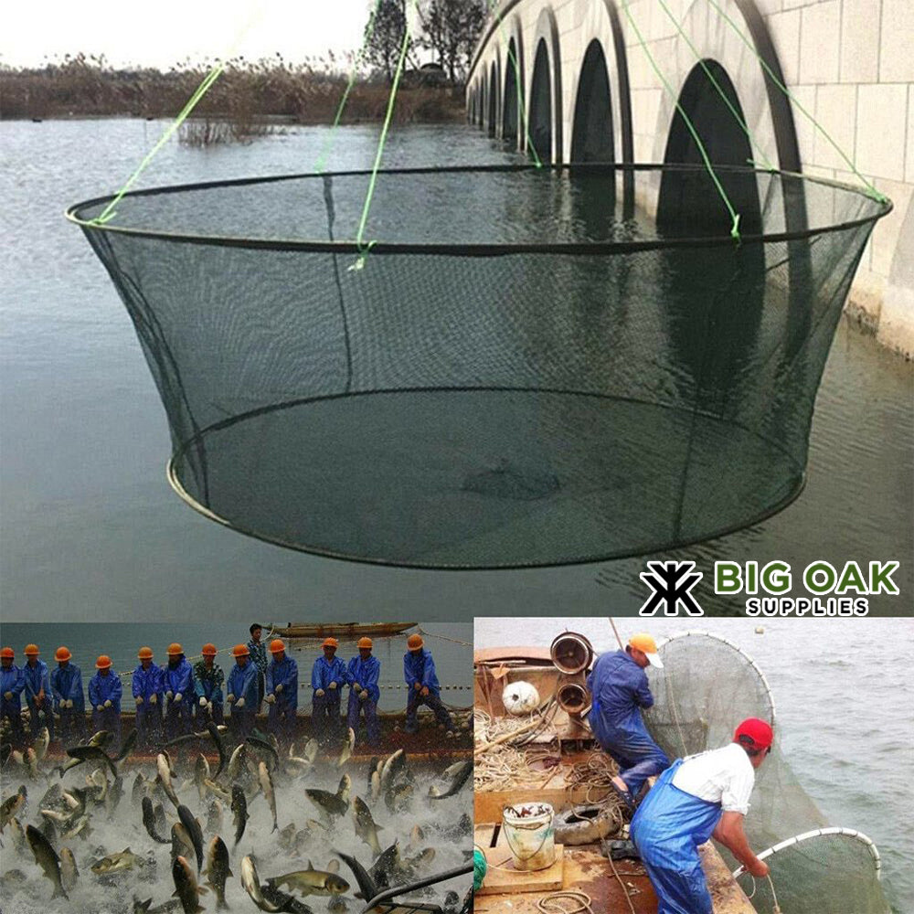 Nylon Foldable Fishing Net