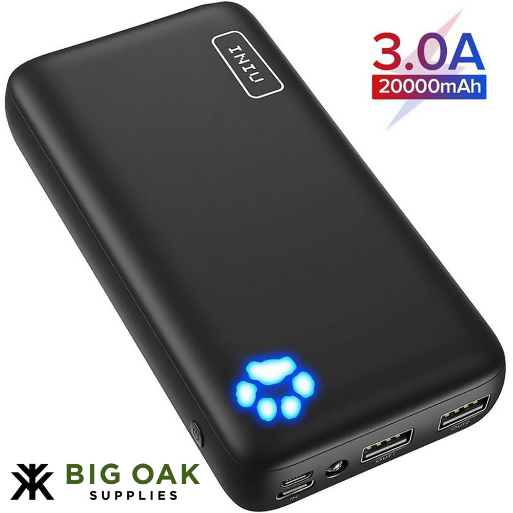 Dual USB Port Powerbank