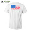 American Fish Flag Shirt
