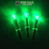 3PC ID LED Lighted Arrow Nock For Recurve Cross and Compound Bow