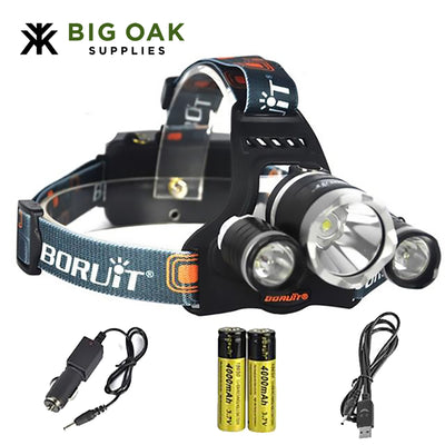 Headlight Camping Torch