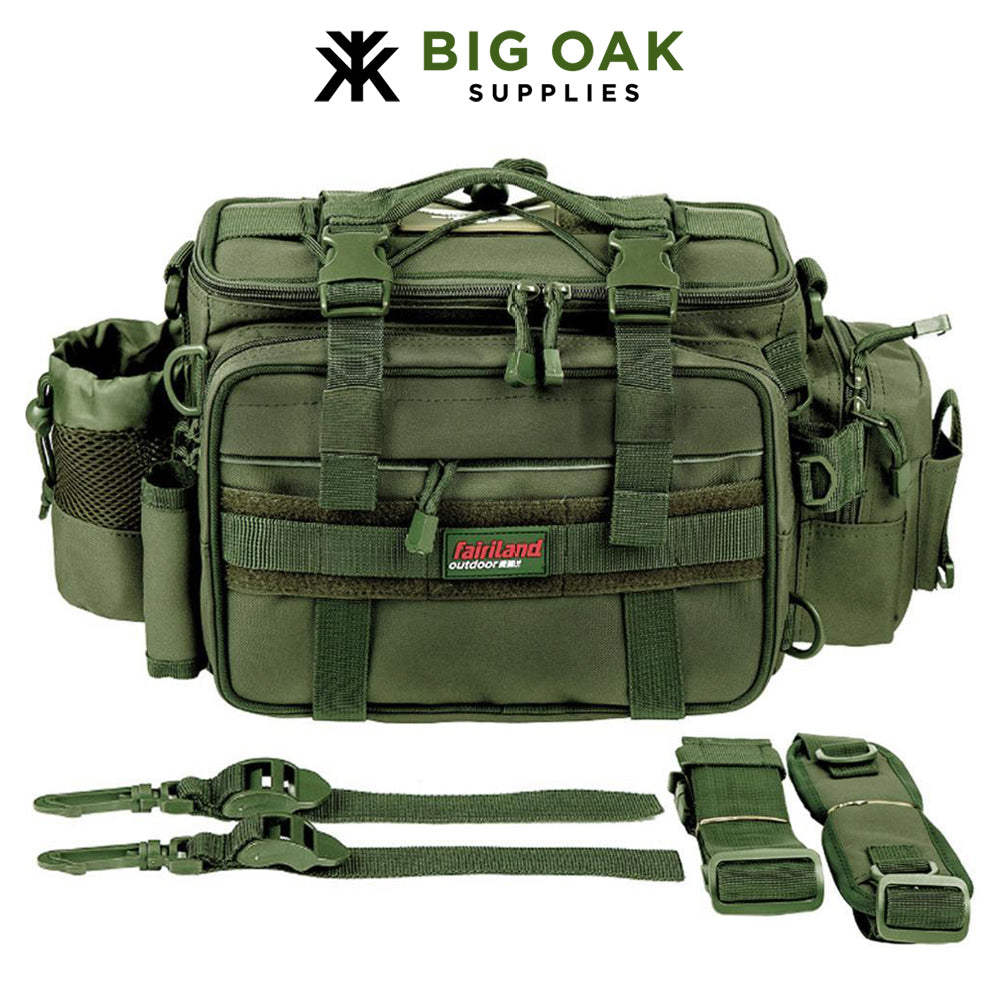 Multi-functional Outdoor Tackle Storage Backpack