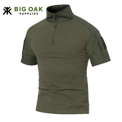 Tactical Camouflage Shirt