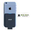 Mini Back Clip External Battery For iPhone