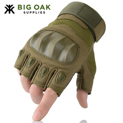 Tactical Outdoor Full Finger Gloves