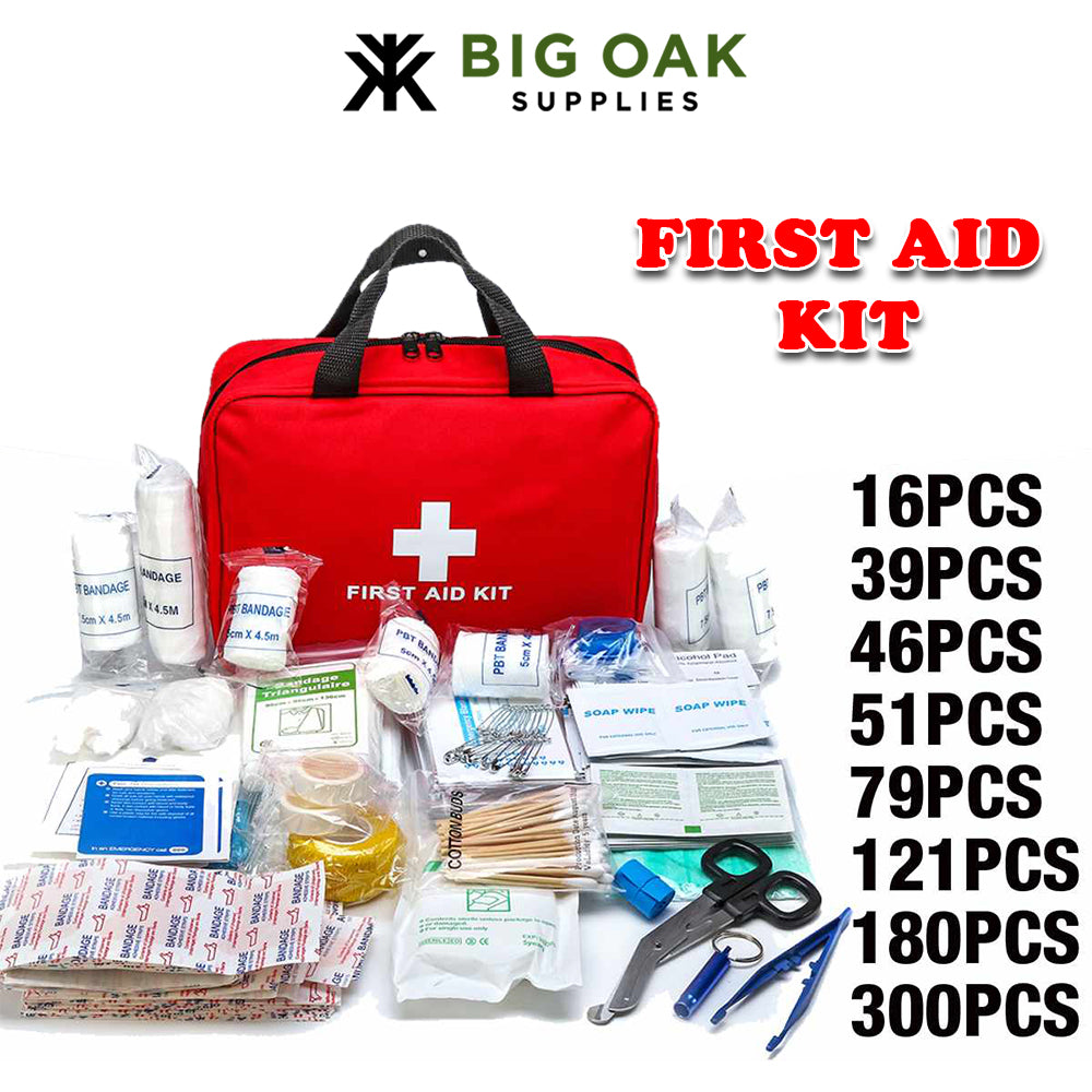 Multi-Layer First Aid Kit