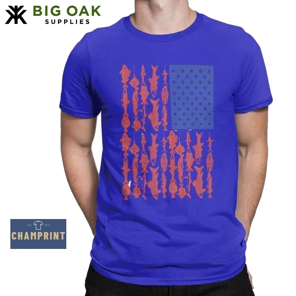 Short Sleeve USA Shirt